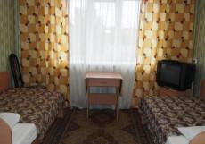 TIMAN HOTEL (Г. УХТА, ЦЕНТР ГОРОДА) Стандартный трехместный номер