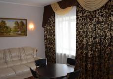 TIMAN HOTEL (Г. УХТА, ЦЕНТР ГОРОДА) Люкс 30 м²