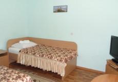 TIMAN HOTEL (Г. УХТА, ЦЕНТР ГОРОДА) Стандартный одноместный номер