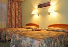 ЗАПАДНАЯ (Г. ПЕРЕСЛАВЛЬ-ЗАЛЕССКИЙ, ВОЗЛЕ РЕКИ ТРУБЕЖ) Стандартный двухместный номер с 1 кроватью или 2 отдельными кроватями