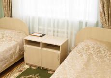 ОСКАР МИНИ-ОТЕЛЬ (Г. ПЕРЕСЛАВЛЬ-ЗАЛЕССКИЙ, ЦЕНТР ГОРОДА) Стандартный двухместный номер с 2 отдельными кроватями