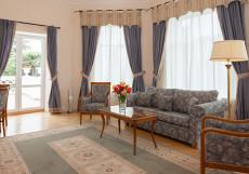 МЕЛЛАС САНАТОРИЙ (42 км от г. Ялта) Апартаменты двухкомнатные двухместные с мини-кухней