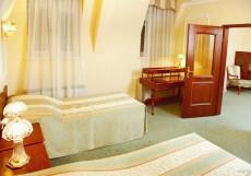 ОТЕЛЬ НА КАЗАЧЬЕМ (м. Третьяковская, м. Полянка) Делюкс Твин (две кровати)