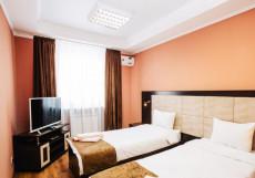 ФЕДОРОВ АПАРТ-ОТЕЛЬ (Г. БАРНАУЛ, НЕДАЛЕКО ОТ РЕКИ ОБЬ) Стандартный двухместный номер с 1 кроватью или 2 отдельными кроватями