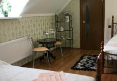 ГЕРЦЕН ХАУС (Г. СТАВРОПОЛЬ, ХОЛОДНЫЙ РОДНИК) Двухместный номер «Комфорт» с 1 кроватью или 2 отдельными кроватями