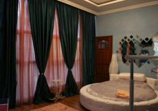 ГЕРЦЕН ХАУС (Г. СТАВРОПОЛЬ, ХОЛОДНЫЙ РОДНИК) Люкс с кроватью размера