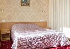 ГОСТЕВОЙ ДОМ ПАРТИЯ (Г. СТАВРОПОЛЬ, АРТ-ГАЛЕРЕЯ ПАРШИН) Стандартный двухместный номер с 1 кроватью