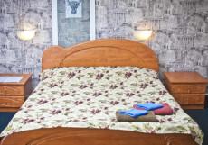 24 ЧАСА (Г. БАРНАУЛ, В 500 МЕТРАХ ОТ РЕКИ ОБЬ) Двухместный номер эконом-класса с 1 кроватью