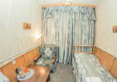 ФИЛИ ИНН (м. Парк победы | Кутузовская) Стандартный одноместный номер с общей ванной комнатой