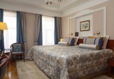 ГЕЛЬВЕЦИЯ | г. Санкт-Петербург | С завтраком | Wi-Fi Улучшенный двухместный (1 двуспальная или 2 односпальные кровати)