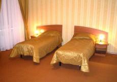 ЗВЕЗДА (Г. СТАВРОПОЛЬ, ПАРК ПОБЕДЫ) Двухместный номер с 2 отдельными кроватями