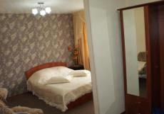 СЕДЬМОЕ НЕБО КОМПЛЕКС (Г. БАРНАУЛ, 10 МИНУТ ОТ ЦЕНТРА) Стандартный двухместный номер с 1 кроватью