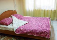 ПОДСОЛНУХ HOSTEL (Г. БАРНАУЛ, ЦЕНТР ГОРОДА) Двухместный номер с 1 кроватью и балконом