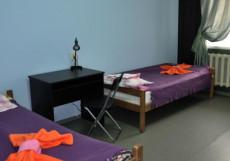 БАРНАУЛ HOSTEL (Г. БАРНАУЛ, ЦЕНТР ГОРОДА) Двухместный номер с 2 отдельными кроватями и общей ванной комнатой