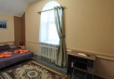 БАРНАУЛ HOSTEL (Г. БАРНАУЛ, ЦЕНТР ГОРОДА) Двухместный номер с 2 отдельными кроватями и ванной комнатой