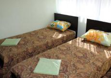 ХОТСИ-ТОТСИ (Г. СТАВРОПОЛЬ, БОТАНИЧЕСКИЙ САД) Односпальная кровать в общем номере