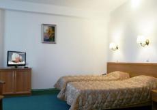 Мирит - гостиница, отель в Москве | м. Варшавская | С завтраком Двухместный с 2 отдельными кроватями