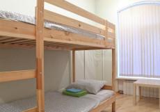 ДОСТОЕВСКИЙ (Г. СТАВРОПОЛЬ, ЦЕНТР ГОРОДА) Кровать в общем 8-местном номере