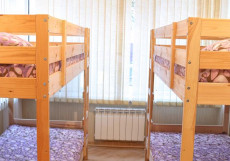 ДОСТОЕВСКИЙ (Г. СТАВРОПОЛЬ, ЦЕНТР ГОРОДА) Кровать в общем женском номере с 8 кроватями
