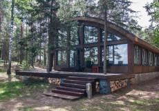 КОНАКОВО РИВЕР КЛАБ (Тверская обл., г. Конаково) Гостевой дом на острове