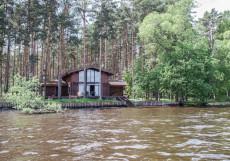 КОНАКОВО РИВЕР КЛАБ (Тверская обл., г. Конаково) Дом на острове с баней