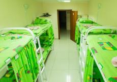 В ЦЕНТРЕ ХОСТЕЛ (Г. БАРНАУЛ, ЦЕНТР ГОРОДА) Кровать в общем 10-местном номере для мужчин и женщин