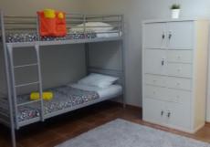 ВАГОН HOSTEL (Г. БАРНАУЛ, ЦЕНТР ГОРОДА) Двухъярусная кровать в общем номере для мужчин и женщин