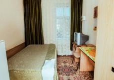 ЭЛЬБРУС (Г. СТАВРОПОЛЬ, КАЗАНСКИЙ СОБОР) Бюджетный двухместный номер с 1 кроватью