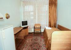 ЭЛЬБРУС (Г. СТАВРОПОЛЬ, КАЗАНСКИЙ СОБОР) Стандартный одноместный номер с собственной ванной комнатой