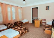 ЭЛЬБРУС (Г. СТАВРОПОЛЬ, КАЗАНСКИЙ СОБОР) Кровать в общем 6-местном номере для мужчин и женщин