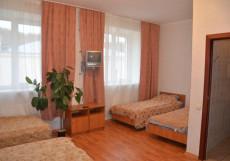 ОЛИМП дом отдыха (Новорязанское шоссе, Коломна) Стандарт (3-х местный) Лесной корпус