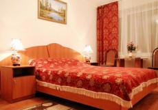 ОЛИМП дом отдыха (Новорязанское шоссе, Коломна) Комфорт семейный Лесной корпус