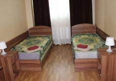 ВОСХОД (Г. СТАВРОПОЛЬ, ГУМАНИТАРНЫЙ ИНСТИТУТ) Двухместный номер с 2 отдельными кроватями