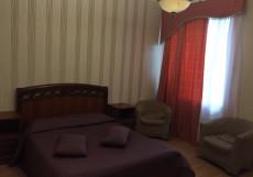Парус (Хороший Отель Для Отдыха, Баня, Бассейн) Стандартный двухместный номер с 1 кроватью
