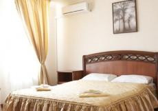Парус (Хороший Отель Для Отдыха, Баня, Бассейн)  Двухместный номер Делюкс с 1 кроватью
