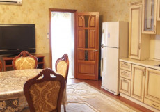 Парус (Хороший Отель Для Отдыха, Баня, Бассейн) Улучшенный номер с кроватью размера «king-size»