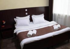 КОРОНА Двухместный номер с 1 кроватью или 2 отдельными кроватями