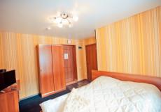 ЮЖНЫЙ АПАРТ-ОТЕЛЬ (Г. БАРНАУЛ, НЕДАЛЕКО ОТ РЕКИ ОБЬ) Апартаменты с 1 спальней