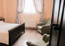 ТАКТ (Г. ОДИНЦОВО, 10 МИНУТ ОТ ЦЕНТРА) Двухместный номер с 1 кроватью или 2 отдельными кроватями
