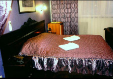 КОВЧЕГ (Г. ОДИНЦОВО, ЦЕНТР ГОРОДА) Люкс с кроватью размера