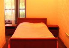 ЕВРОПА (Г. УЛЬЯНОВСК, 3 КМ ОТ ЦЕНТРА ГОРОДА) Классический двухместный номер с 2 отдельными кроватями
