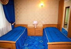 ХАНТО | НОЯБРЬСК | 10 МИНУТ ОТ Ж/Д ВОКЗАЛА Стандарт двухместный (2 отдельные кровати)
