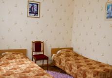 ОНАКО-КОМЕТА (Г. УЛЬЯНОВСК, ДИМИТРОВГРАДСКОЕ ШОССЕ) Стандартный двухместный номер с 2 отдельными кроватями
