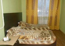 НИКА (Г. УЛЬЯНОВСК, ПАРК УШАКОВА) Двухместный номер эконом-класса с 2 отдельными кроватями