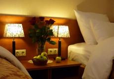 Бентлей Отель (м. Курская, Чистые Пруды) Делюкс Двухместный Twin