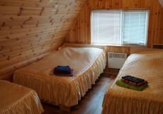 БАЗА ОТДЫХА ИВОЛГА (Г. УЛЬЯНОВСК, ПАРК ИМ. 40-ЛЕТИЯ ВЛКСМ) Номер с 2 кроватями размера