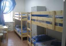 АПЕЛЬСИН (Г. УЛЬЯНОВСК, ПАРК ДРУЖБЫ) Кровать в общем 10-местном номере