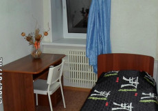 АПЕЛЬСИН (Г. УЛЬЯНОВСК, ПАРК ДРУЖБЫ) Одноместный номер с общей ванной комнатой