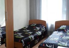 АПЕЛЬСИН (Г. УЛЬЯНОВСК, ПАРК ДРУЖБЫ) Стандартный двухместный номер с 2 отдельными кроватями