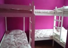 КАМИН (Г. УЛЬЯНОВСК, МЕМОРИАЛ ЛЕНИНА) Двухъярусная кровать в общем номере для мужчин